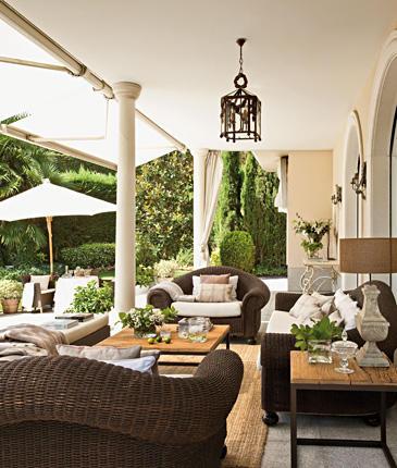 Decorando ambientes casas - Cojines gaston y daniela ...
