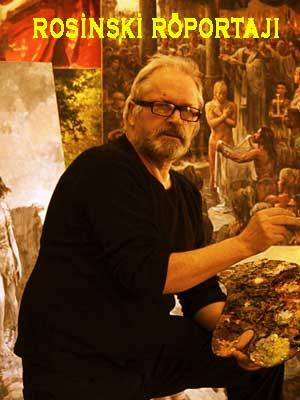 Gregorz Rosinski Röportajı