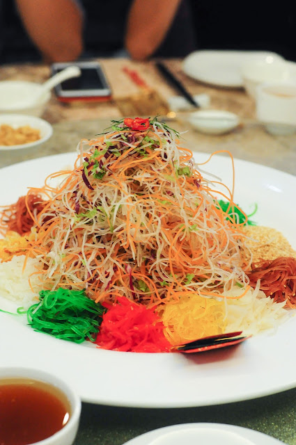 Best Yu Sheng in Singapore