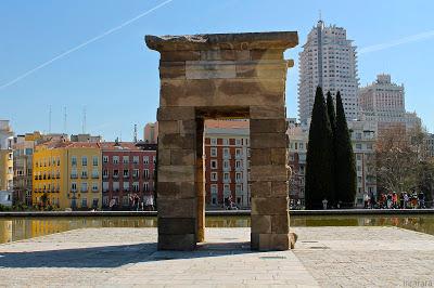 Templo de Debob, Madrid