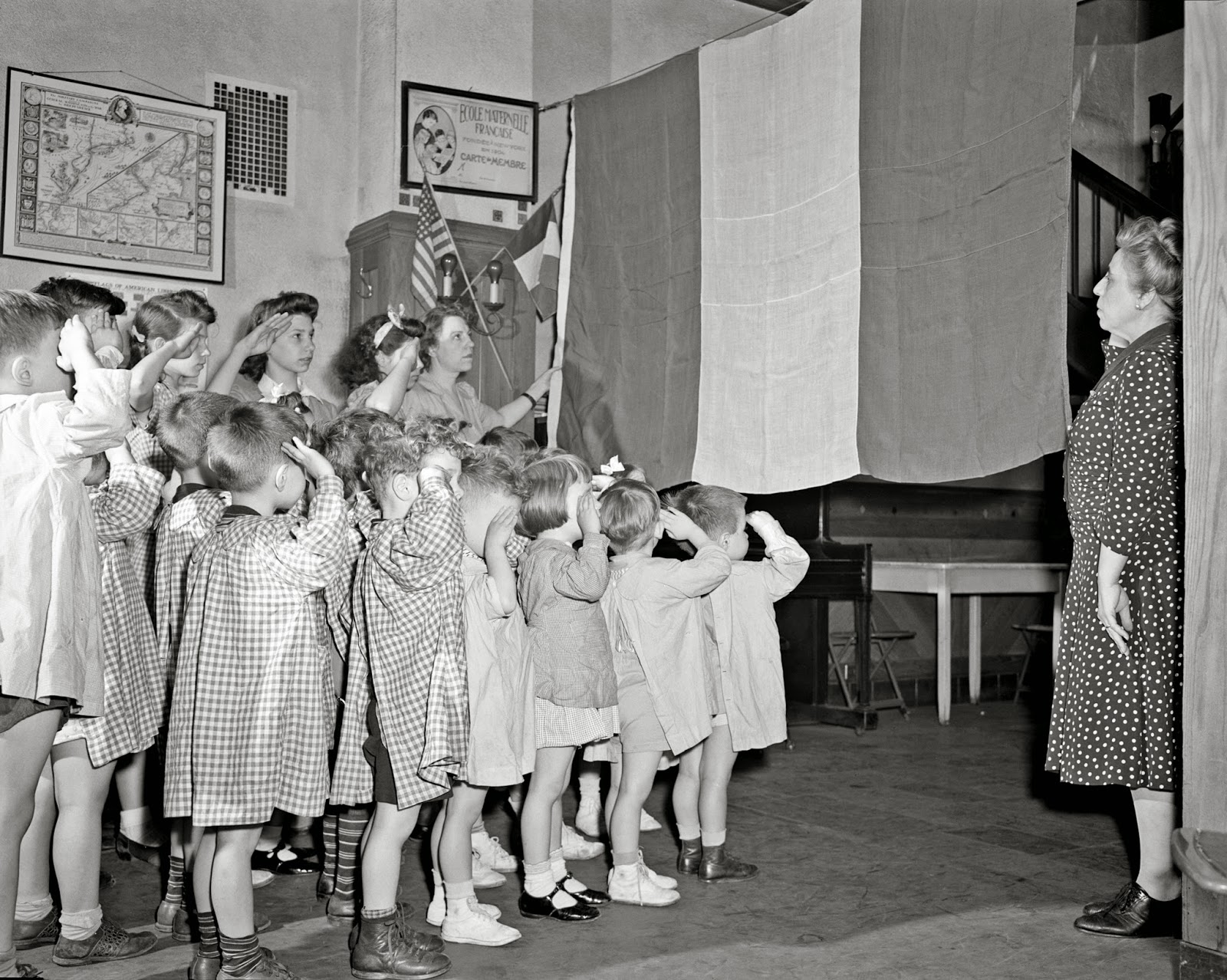 french preschool nyc history in photos d day new york 749