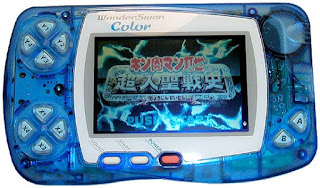 The Bandai WonderSwan Color