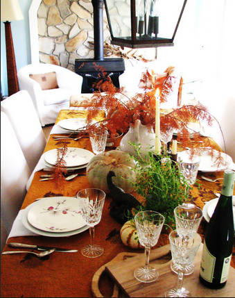 Add Seasonal Warmth to the Table