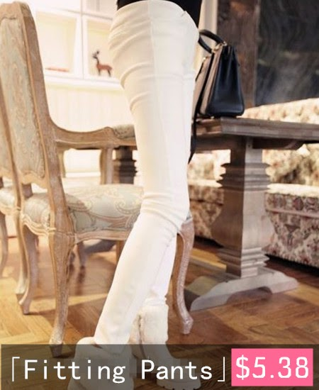 http://www.wholesale7.net/fashion-charming-korea-fitting-color-matching-natural-waist-pencil-pants_p126430.html
