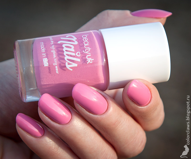 Beauty UK Pretty in Pink
