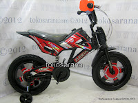 Sepeda Anak Merino Motocross 16 Inci