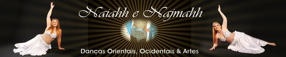 Naiahh e Najmahh - Luz do Ventre Danças & Artes