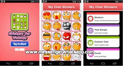 Descarga Stickers For Whatsapp en tu teléfono móvil con Android