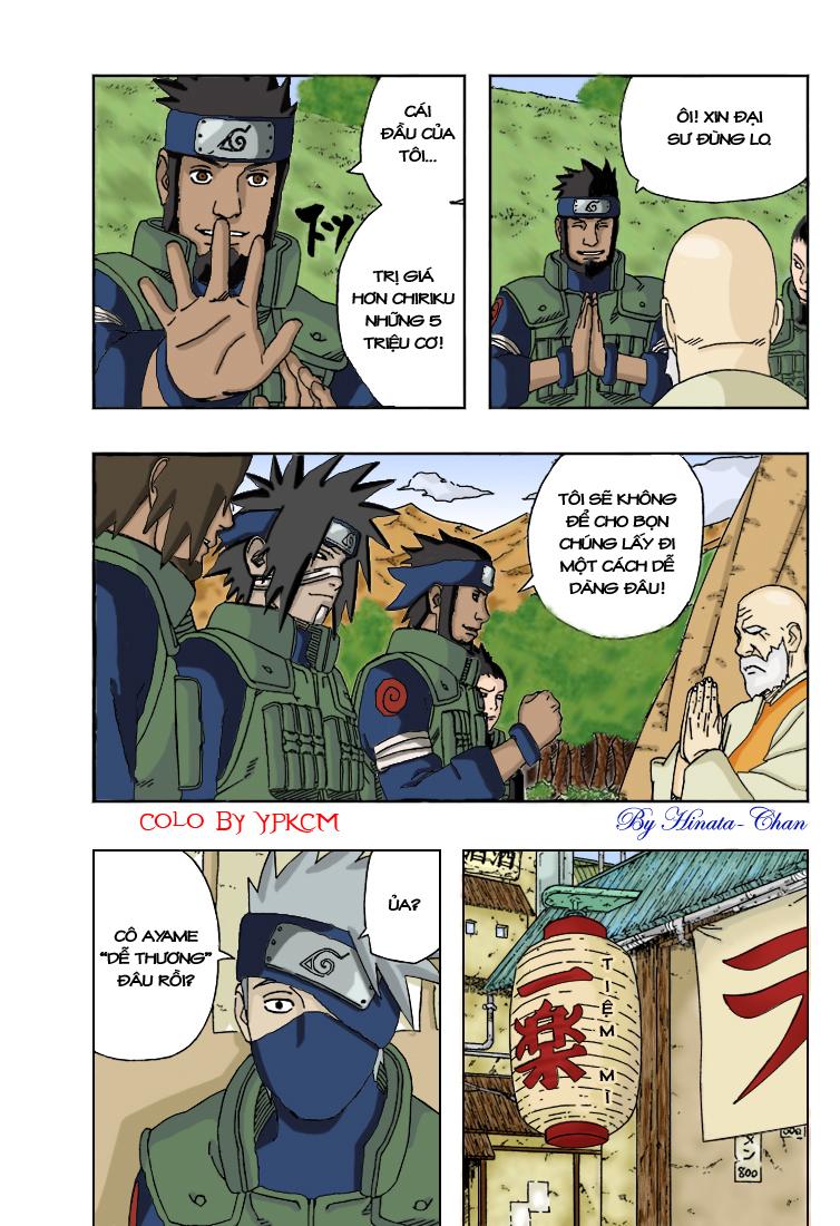 Naruto chap 320.Color Trang 9 - Mangak.info