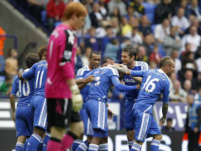 Bolton Wanderers 1 - 5 Chelsea FC (2)