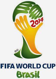 Jadual Perlawanan Bola Sepak Piala Dunia 2014 Brazil