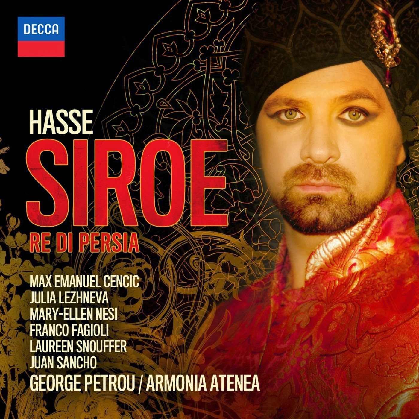 Hasse - Siroe - Max Emanuel Cencic