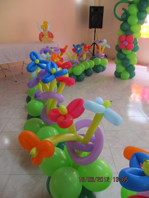 Tinker Bell Decoracion Fiestas Infantiles   MEJOR CONJUNTO DE FRASES