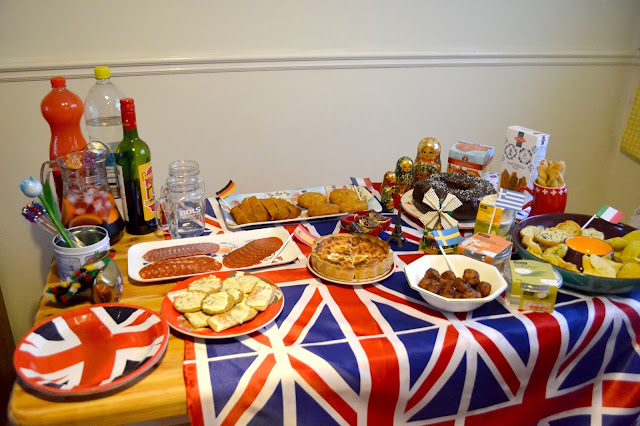 Throwing a Eurovision Party