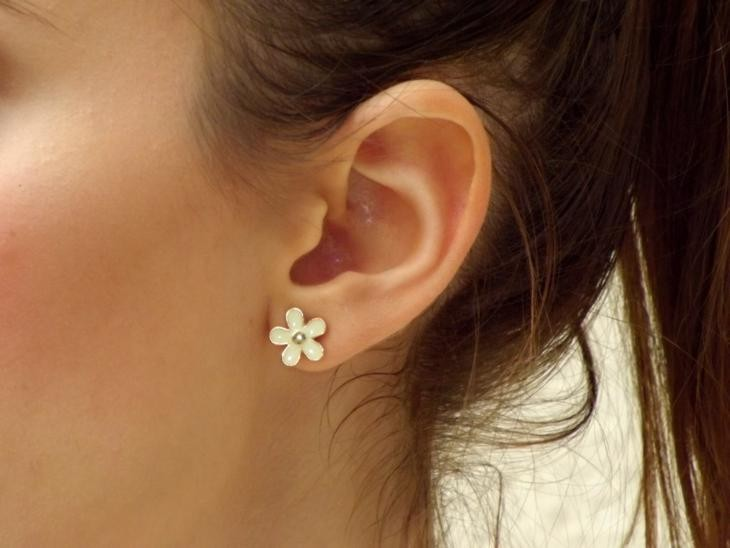 Marc by Marc Jacobs Daisy Earrings