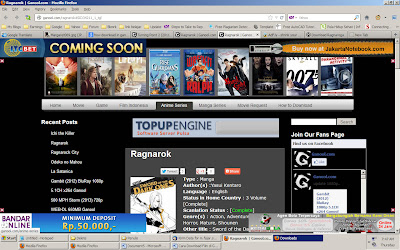 Tips Cara Download Film di Ganool KLU IC