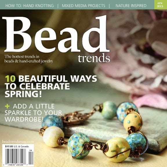Bead Trends Cover April 2013