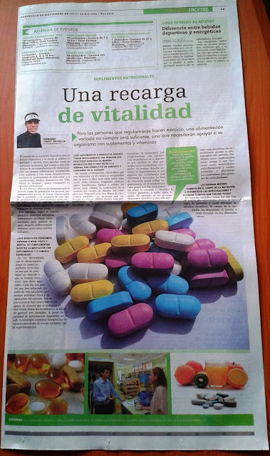 Vitaminas Corredores