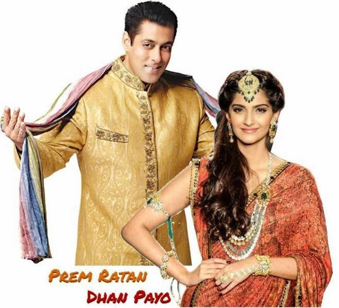 Sonam Kapoor in Prem Ratan Dhan Payo