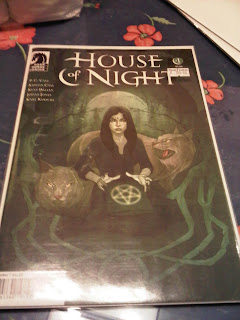 house of night 1