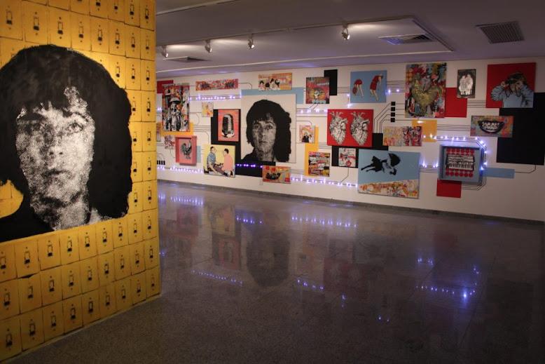 ON OFF - Cabaio & Domingas - Exposição na Galeria ACBEU (2012)