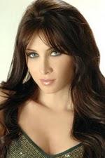 العارضة اللبنانية أنابيلا هلال Anabella Helal