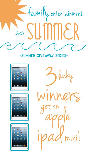 Summer Giveaway Series at Love Grows Wild