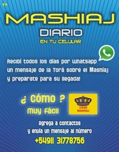 Mashíaj Diario