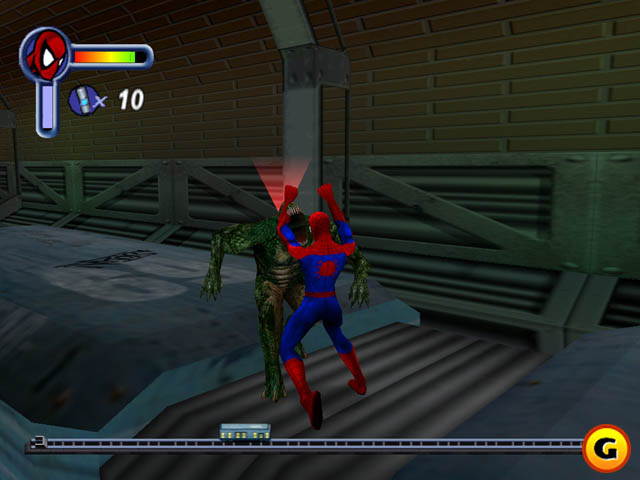 spiderman free games