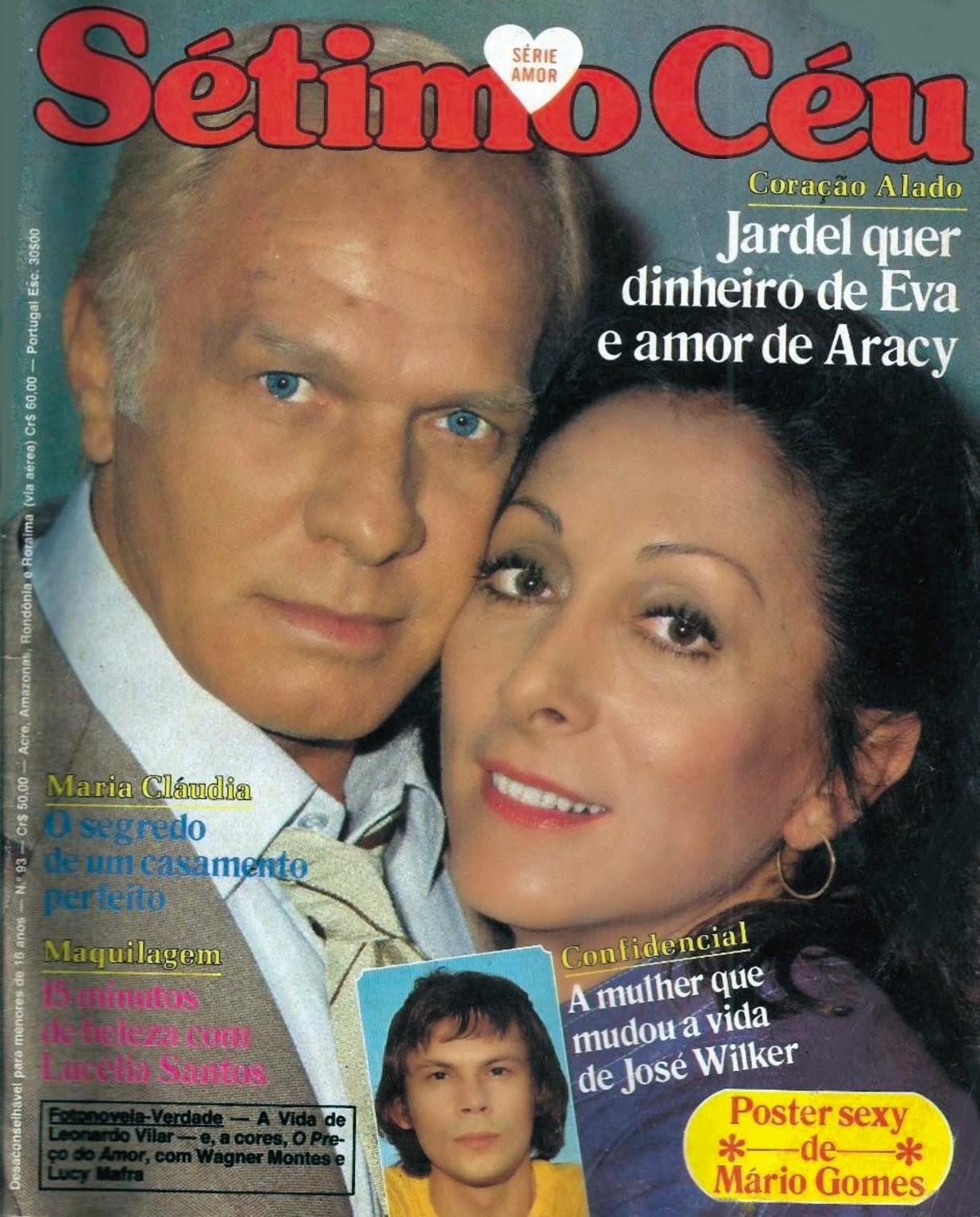 Aracy Balabanian Delightful astros em revista: aracy balabanian nas capas de revistas