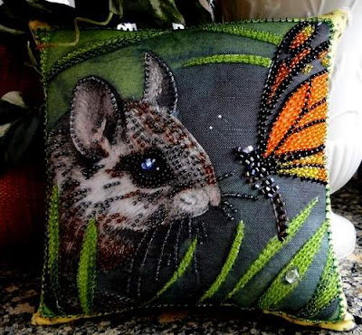 the beaded shop beaded mouse and monarch