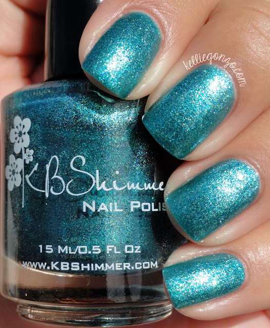 KBShimmer Talk Qwerty To Me