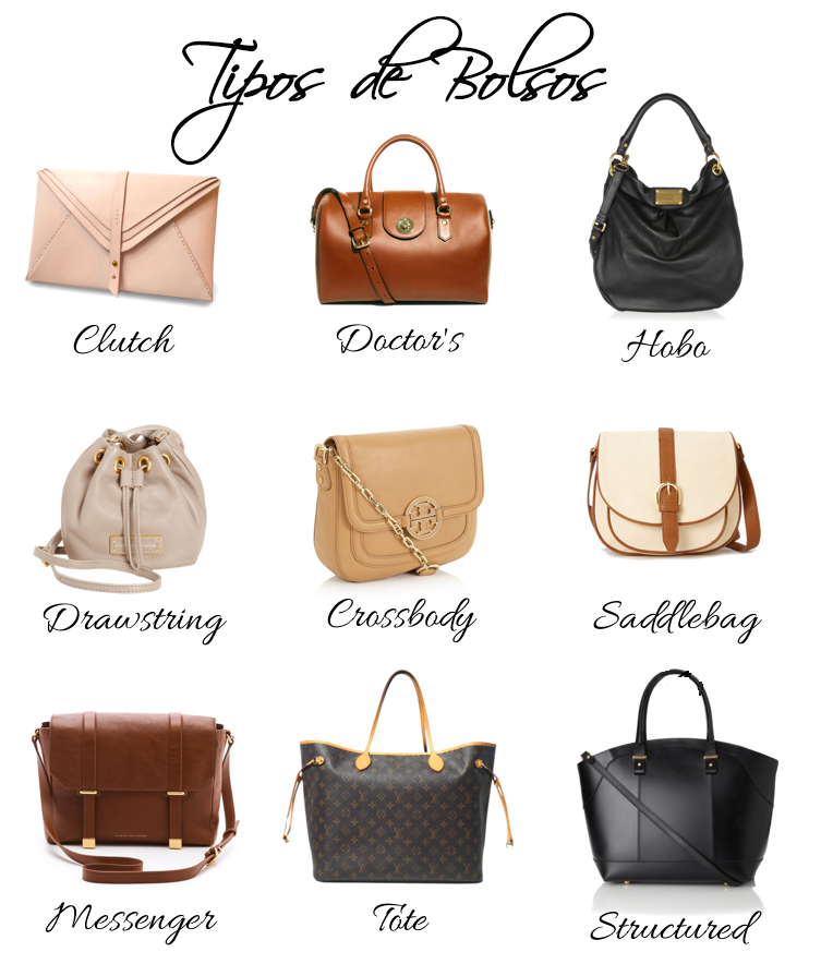 Rachel s fashion room tipos de bolsos del clutch a la - Ideas para colocar los bolsos ...