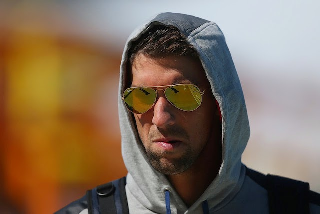 Apresan a Michael Phelps [EE.UU.]