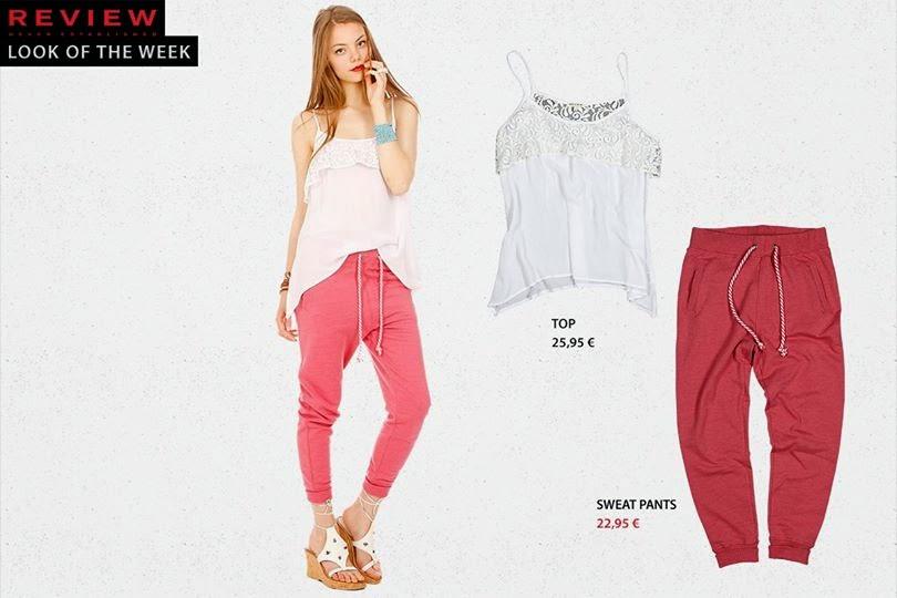 Review Look of the Week - Produkte aus dem Online Shop