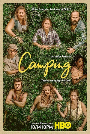 Torrent Série Camping - Legendada 2018 Legendada 1080p 720p HD WEB-DL completo