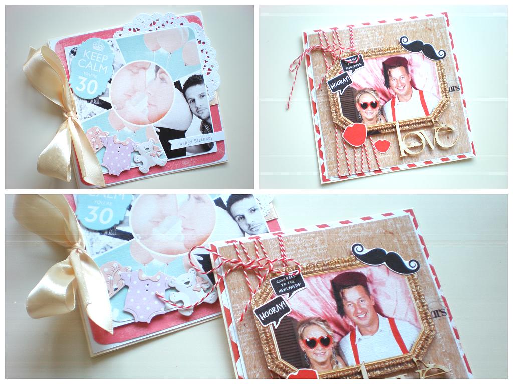 Pohľadničky s fotkou / Greeting cards with photo