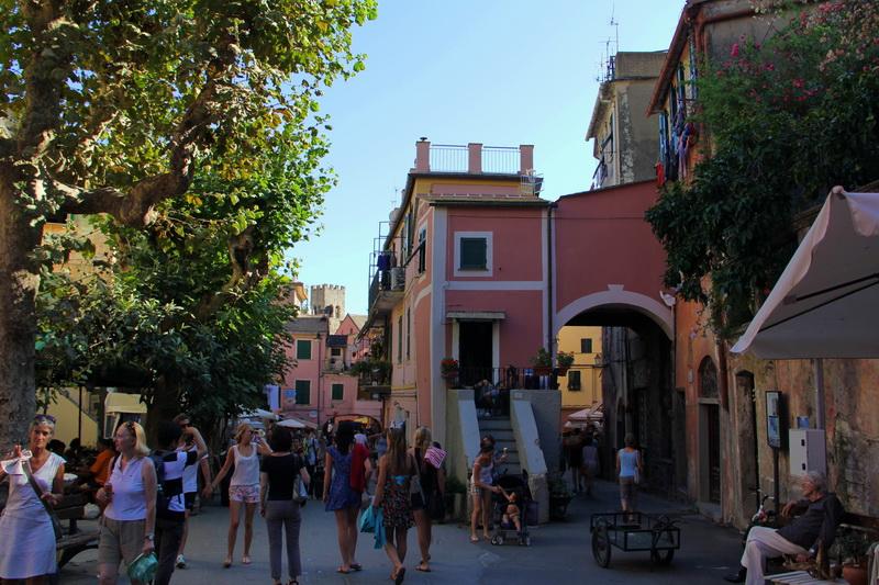 Cinque Terre - Monterosso al Mare
