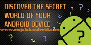 Kumpulan Daftar Kode Rahasia Android Terlengkap