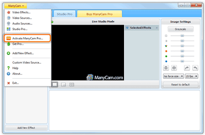 Download Software ManyCam Pro
