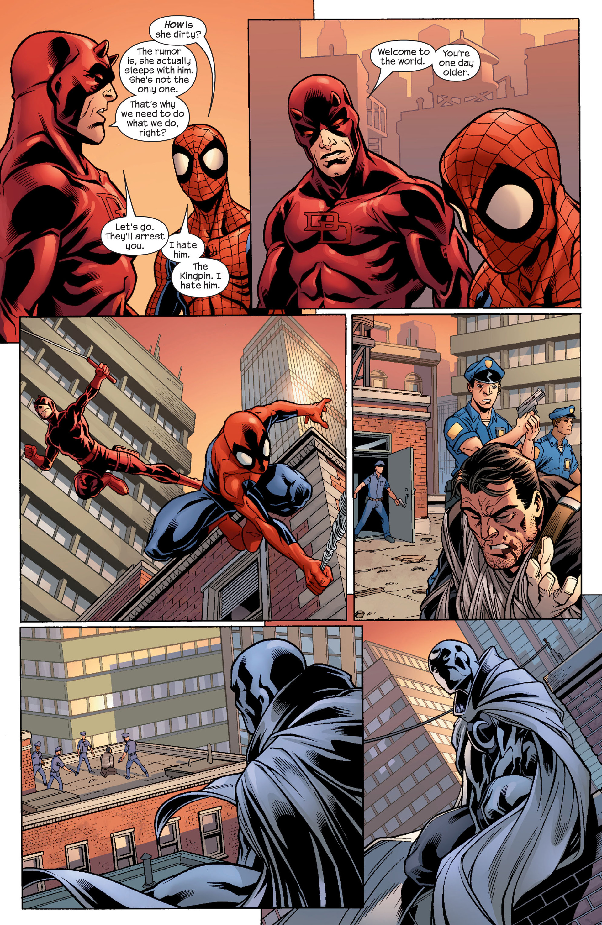 Ultimate Spider-Man (2000) _Annual 2 #2 - English 34