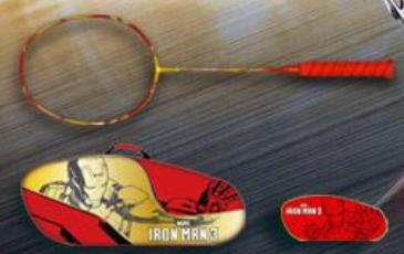 IRON MAN x VICTOR -- Thruster K 8000 Special Limited Edition