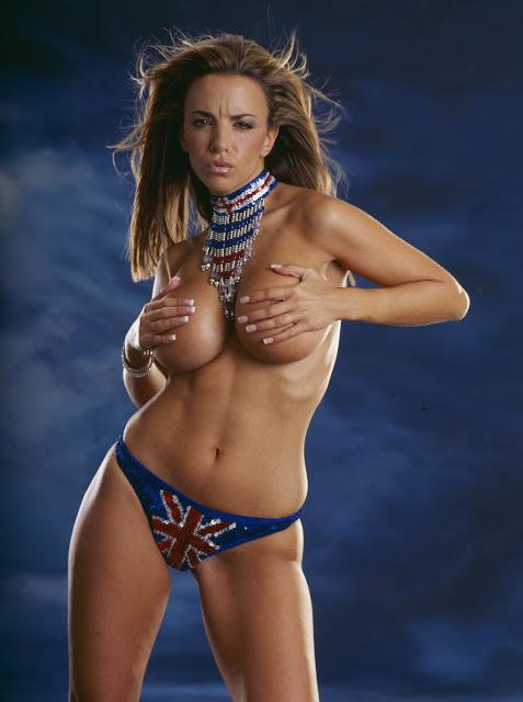 Lucy Becker Sexy in Underwear