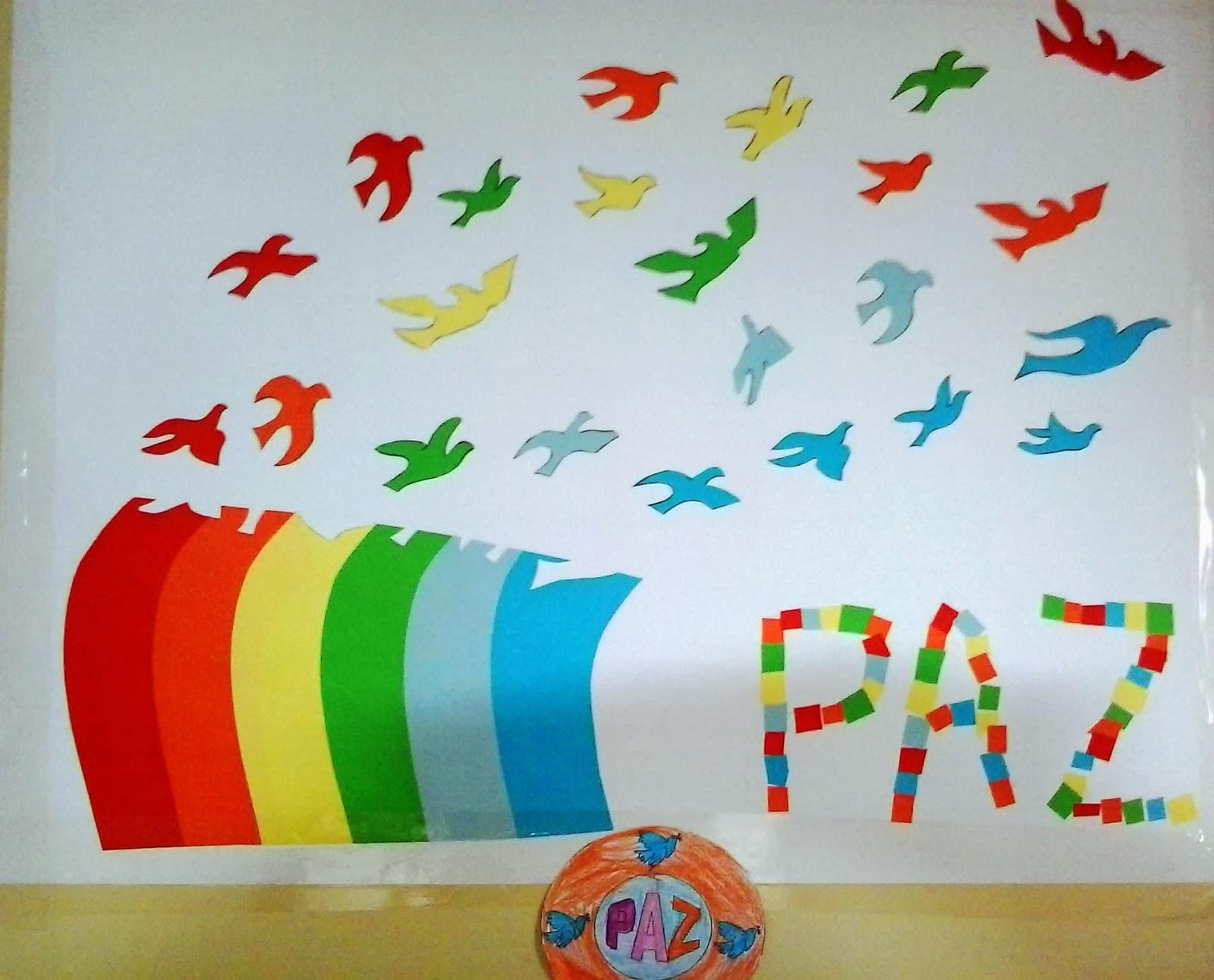 desde los molinos murales sobre la paz