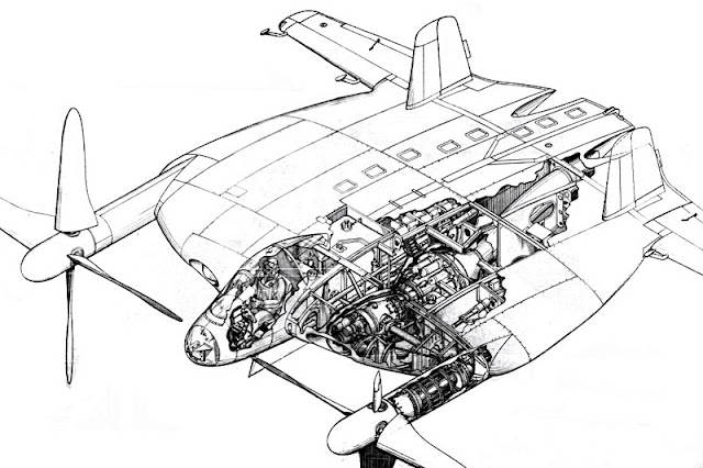 scale model news  incoming  flying flapjack fighter from