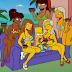 Los Simpsons Audiolatino 11x22 ''Detrás de las risas'' Online