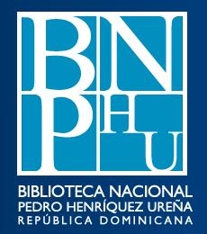 BIBLIOTECA NACIONAL PEDRO HENRÍQUEZ UREÑA