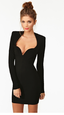 Nasty gal Network Dress