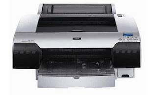 Epson Stylus Pro 4000 Waste Ink Counter Reset