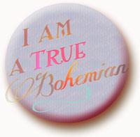 I´m a True Bohemian!